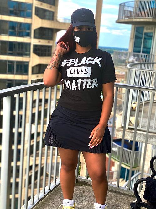 #BLACKLIVESMATTER TEE