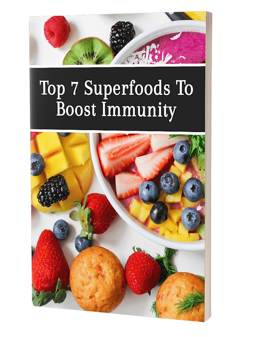 7 Superfoods to boost Immunity