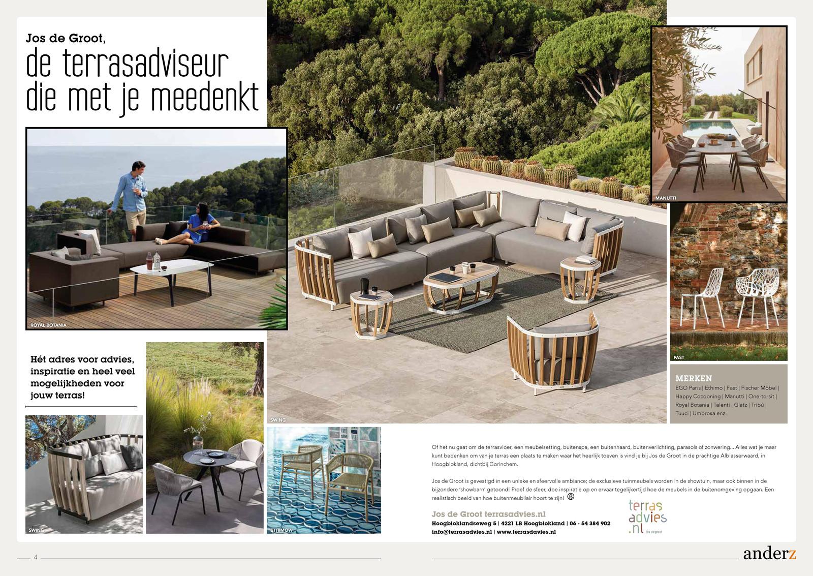 Bijzondere Side Table.Fullscreen Page Anderz Magazine