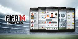 FIFA 14 Profiles