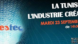 Diginium Graphics rejoint CréaTec, l'Association Tunisienne des Technologies Créatives