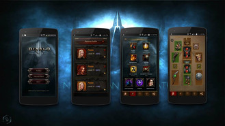 Diablo 3 Reaper of Souls Armory is now available on Google Play Store.