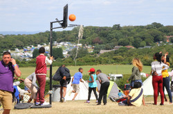 Fun Basket Ball Competition