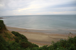 Beach View from the camp