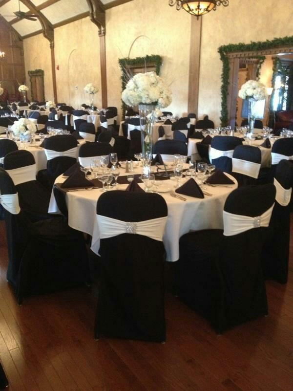 Wedding Chair Covers Buffalo NY
