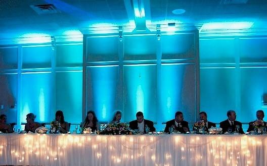 Wedding Lighting Buffalo NY
