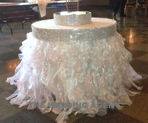Tu-Tu Cake Table