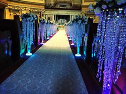 LED Chandleiers