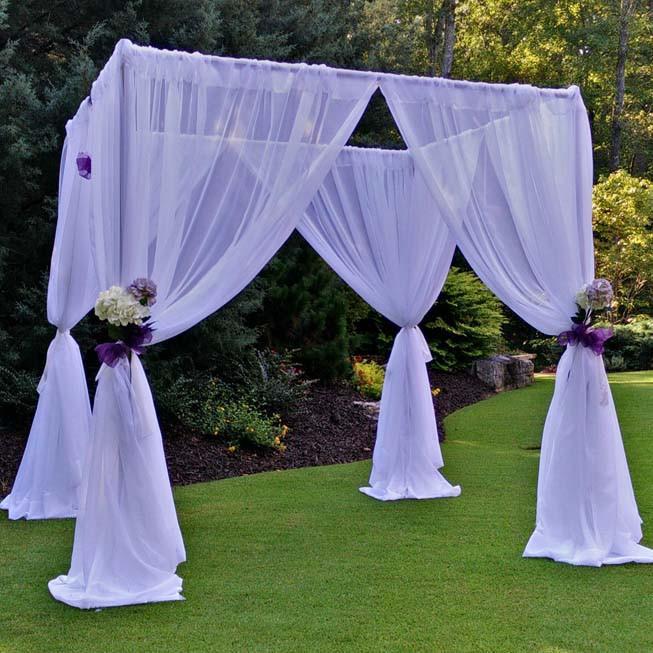 10x10 Wedding Huppa