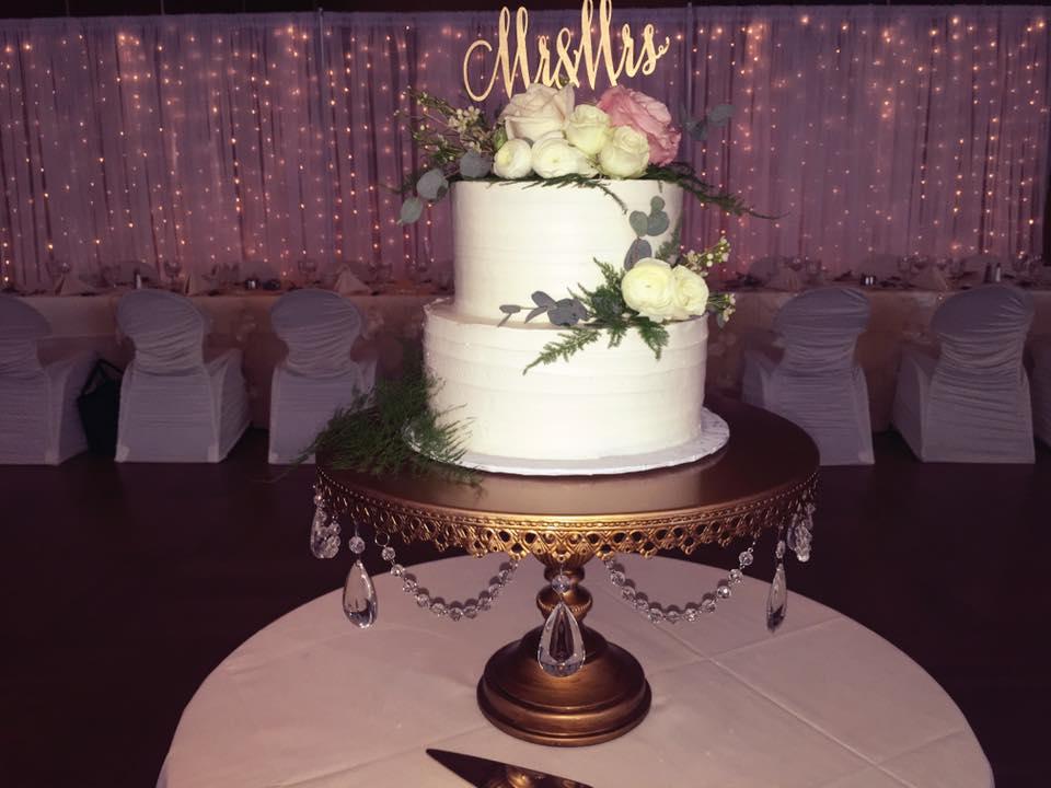 Grand Cake Compote