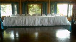 GLAM Head Table