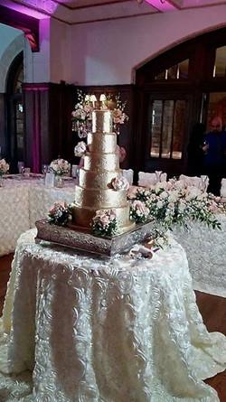 Silver Plated Cake Platform
