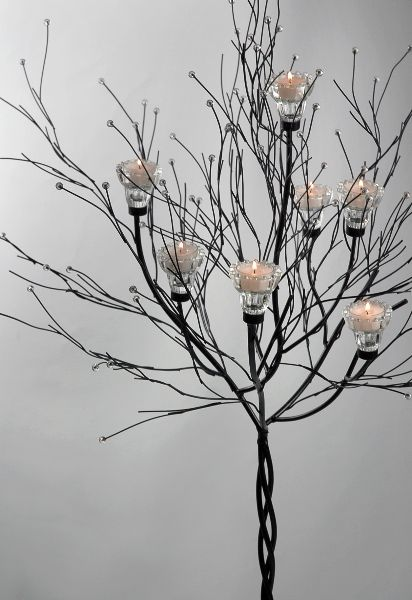 5-Candle Tree Centerpiece