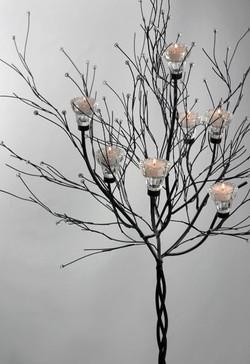 5-Candle Tree Centerpiece