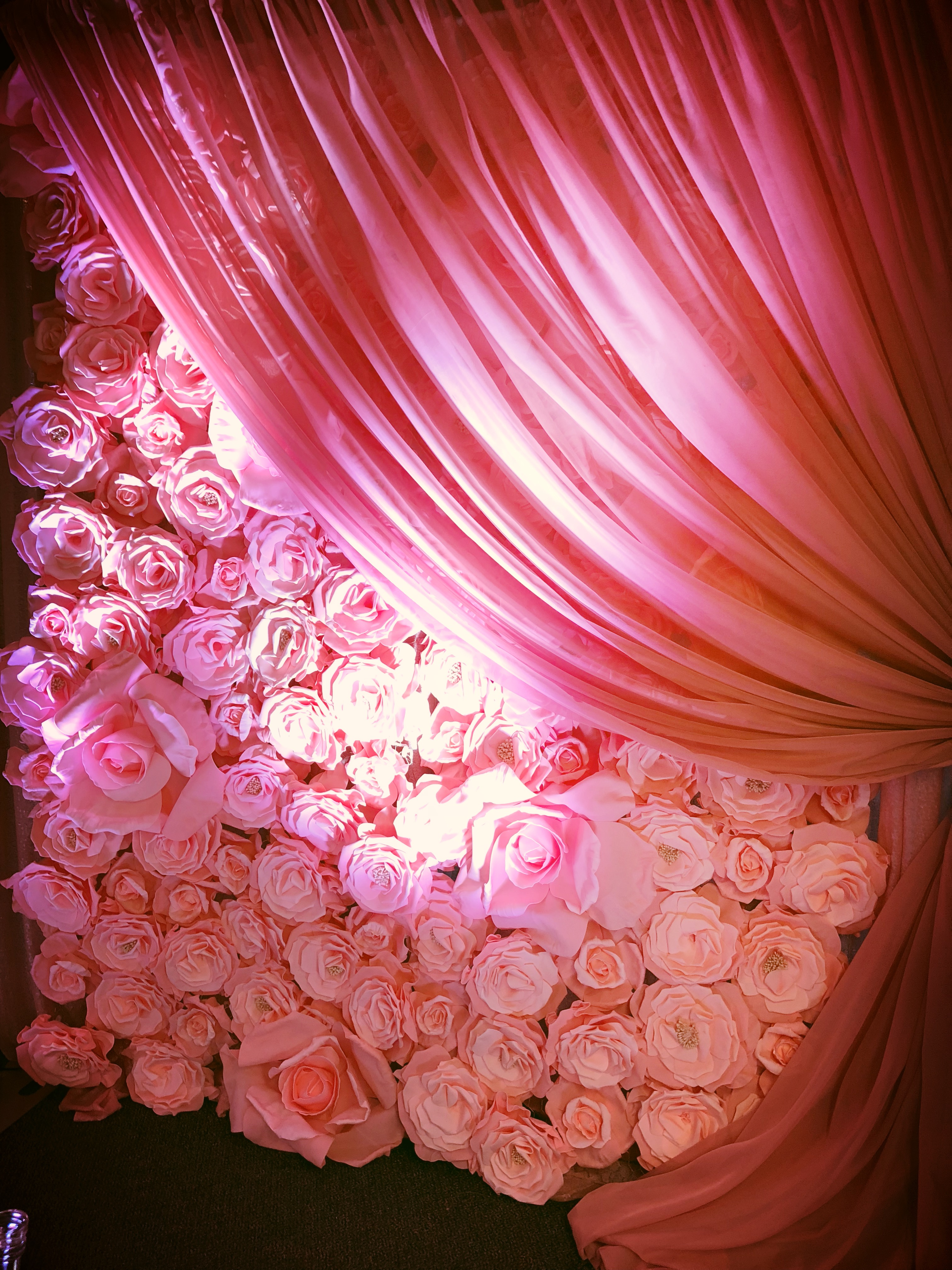 """Fresh"" Floral Walls"