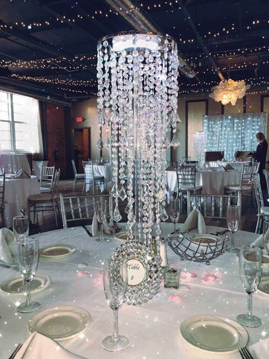 Floating Chandelier