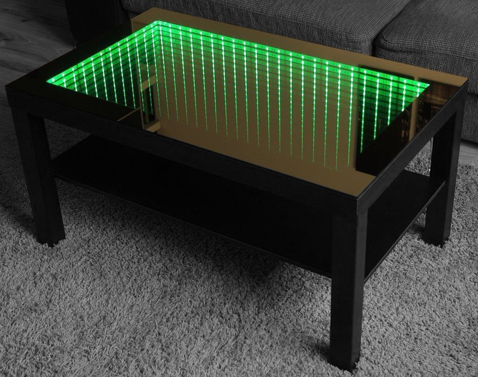 Infinity Centre Table