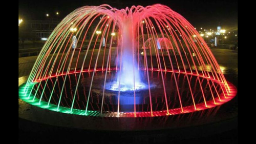 RING FOUNTAIN