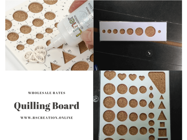 QUILLING BOARD