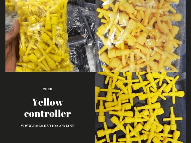 YELLOW CONTROLLER
