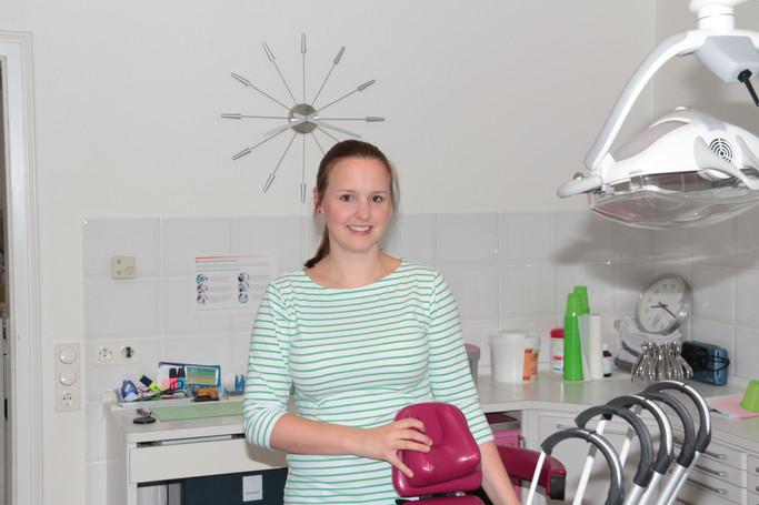 "Wir gratulieren Frau Dr. Hauck zum ""Klinikplatz"""