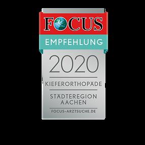 FCGA_Regiosiegel_2020_Kieferorthopäde_S