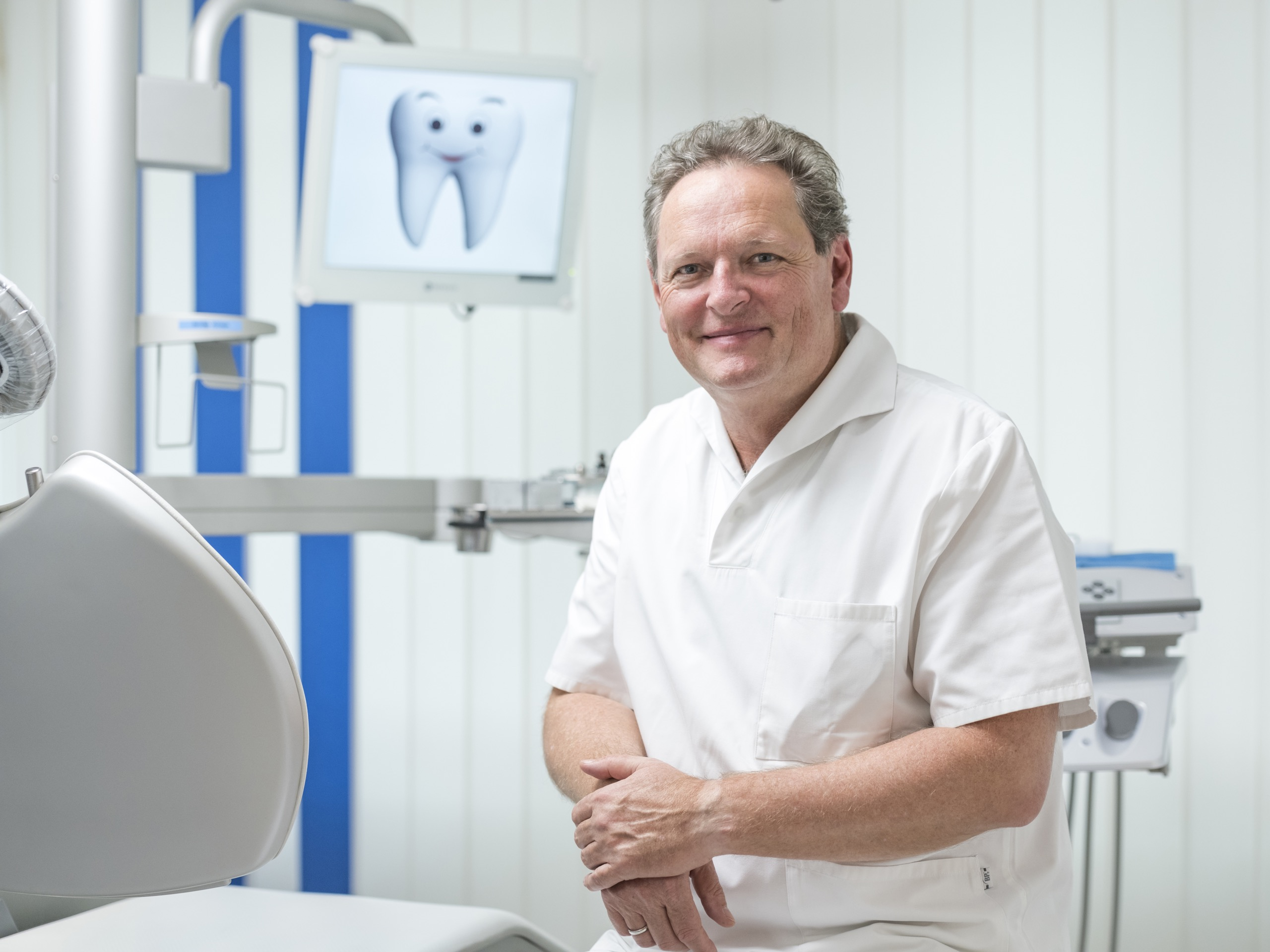Dr. med. dent. Rainer Halves