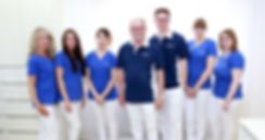 Dres. Baltes Teamfoto