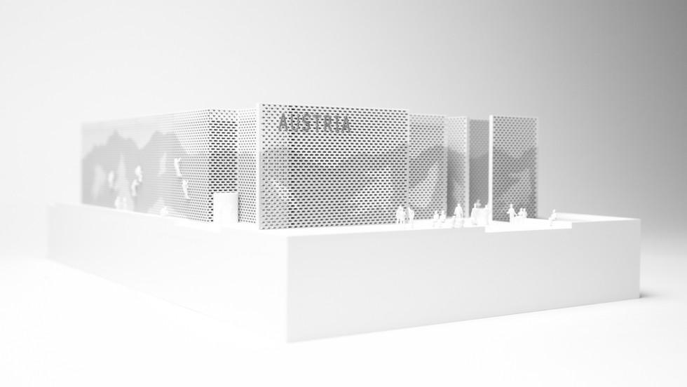 EXPO 2020 - AUSTRIAN PAVILION