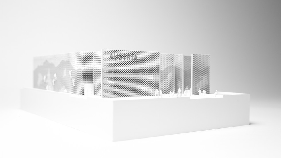 EXPO 2020 - AUSTRIAN PAVILLION