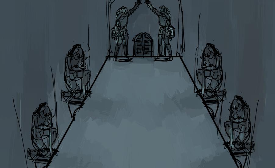 Moth Gunderic's Hold Hall