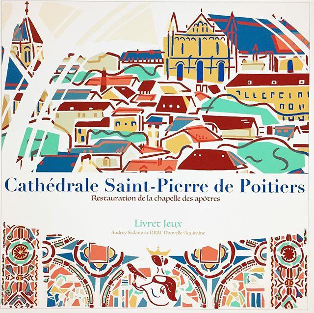 Livret sur la Cathédrale de Poitiers