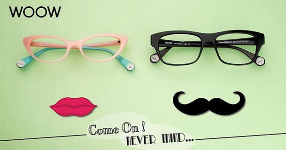 WOOW glasses designer fashion