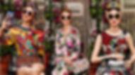 dolce & gabbana sunglasess high fashion model