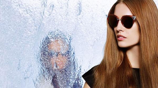 fendi designer glasses high fashion woman