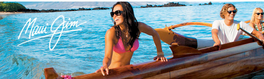 maui jim designer glasses people on boat