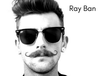 9. Ray Ban