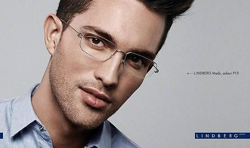 LINDBERG Air Rim glasses