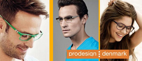 prodesign glasses model high fashion designer