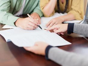 ¿Qué documentación debe entregar la parte COMPRADORA al escribano?