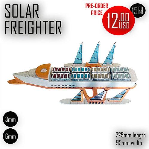 SOLAR FREIGHTER