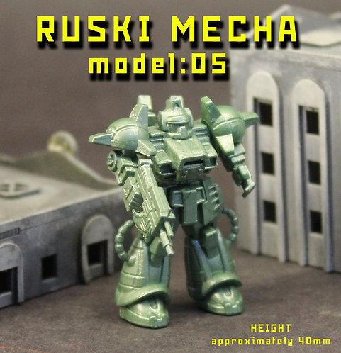 RUSKI MECHA MODEL05