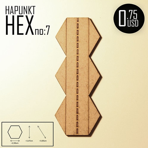 HAPUNKT HEX no:7