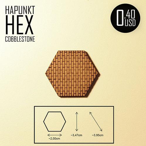 HAPUNKT HEX COBBLESTONE