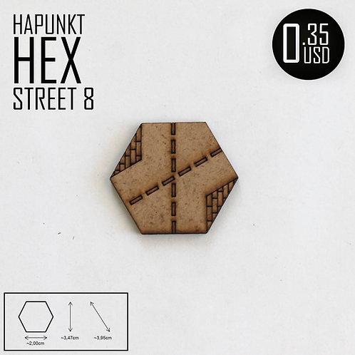 HAPUNKT HEX STREET 8