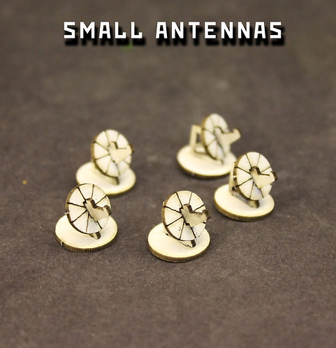 Small Antennas(5)