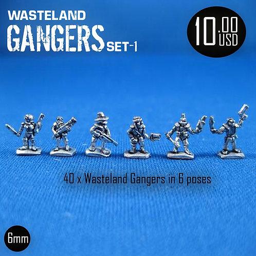 Wasteland Gangers 1