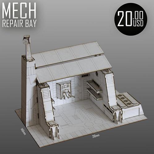 MECH REPAIR BAY