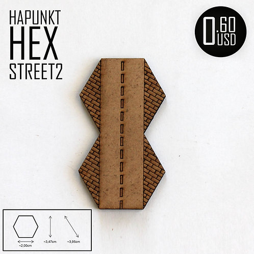 HAPUNKT HEX STREET 2