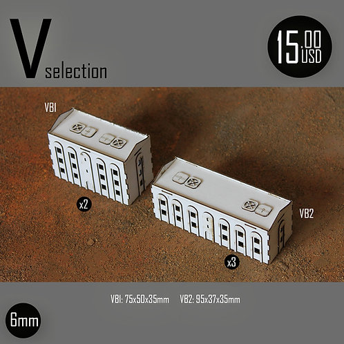 V-selection